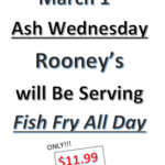 Ash Wed Fish Fry Best in Brevard County